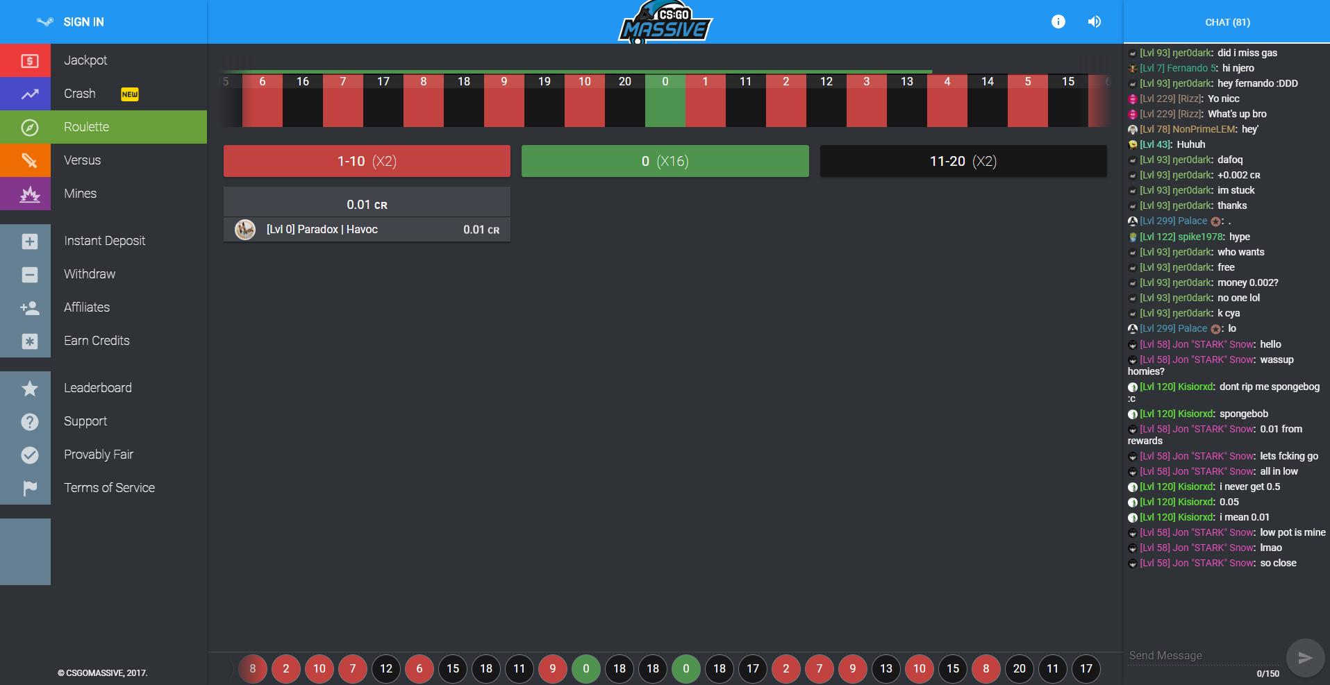 cs go massive code